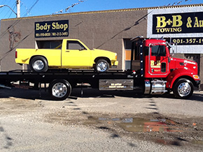 alhambra towing